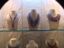 Luxury hotel jewelery store
