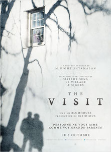 The Visit de M. Night Shyamalan - 2015 / Thriller - Horreur