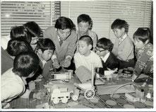 のりもの科学教室「ロケット号の工作」