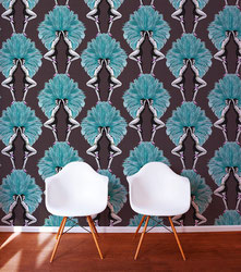 Homes and Interiors Pr featuring Wallpaper PR