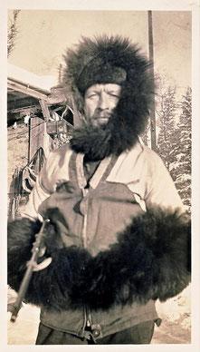 Georg Naumann aus den Heidehäusern - ging 1926 mit Max Hinsche nach Kanada und kehrte nie wieder nach Radeberg zurück