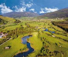 Golfclub Lungau in der Übersicht - Foto Golfclub Lungau