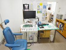 ごとう耳鼻咽喉科医院:診察室