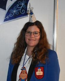 Kassier Annika Rhein