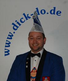 Kassier Denis Schleier