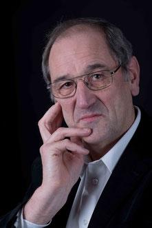 Franz König, der Verleger der Buchreihe um Alexis, den Weihnachtsengel.