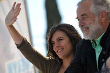 La Diputada Camila Vallejo y el Senador Carlos Montes, fueron gestores vitales para evitar el cierre del establecimiento.