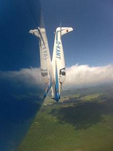 Ralf Thomas bewegt die RF-4 nicht nur in der Horizontalen