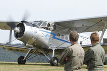 Antonov An-2 der Classic Wings (Foto: Rob de Man)