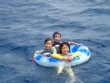 石垣島でのんびりダイビング「シュノーケリングでマンタ」