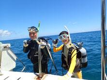 石垣島でのんびりダイビング「体験ダイビング」