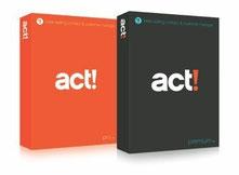 ACT Software ist eine Lösung für die Kundenbeziehungen bei Kleinen und Mittleren Unternehmen.