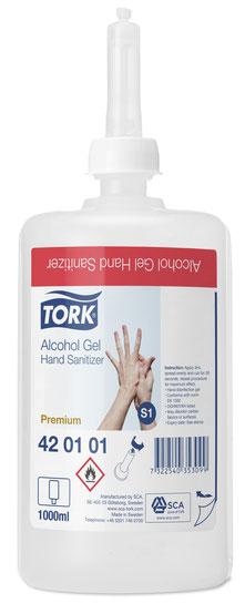 Tork Premium Hände Desinfektionsgel für S1 System