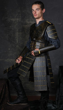 Armure Qin Shi Huang