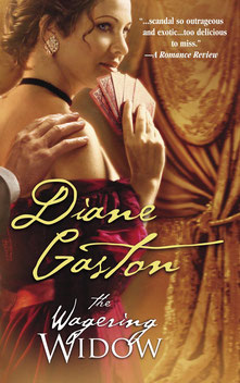 The Wagering Widow by Diane Gaston