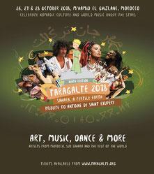 festival Taragalte Sahara Culture de M'Hamid el Ghizlane