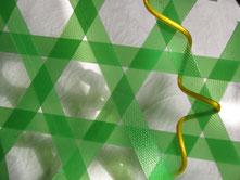 hexagonal, Sechseckgeflecht
