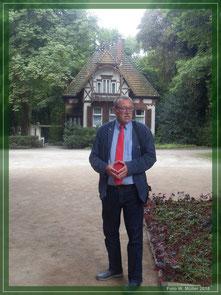 BezirksbürgermeisterMichael Fath   Foto W. Müller 2018