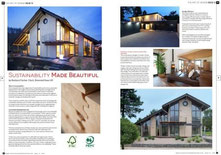 Sustainability Made Beautiful - Building a beautiful sustainable timber home