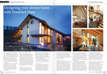 Design your own dream home - Self Build Homes Magazine Article