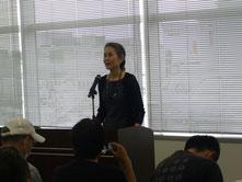 金谷祐子さん