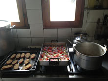 Pret à la cuisson