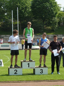 Platz 1 Philipp Eßer