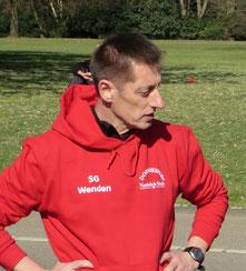 Trainer Egon Bröcher