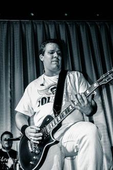 Christoph - Guitar - Montez Volbeat Coverband