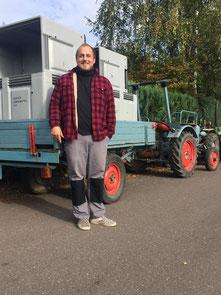 Wiltinger Riesling, Traubenlese an der Saar, Felix Weber, Winzer Bereich Saar Anbaugebiet Mosel