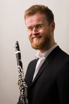Jens Thoben, Klarinette