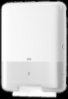 Tork Elevation Handtuchspender Zickzackfalzung für H3 System - weiß