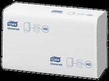 Tork Universal Handtuch Interfold für H2 System