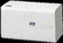 Tork Advanced Handtuch Zickzackfalzung für H3 Classic System - weiß