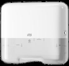 Tork Elevation Handtuchspender Zickzackfalzung Mini für H3 System - weiß