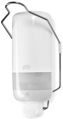 Tork Elevation Seifenspender mit Armhebel für S1 System - weiß