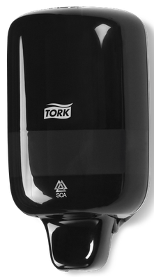 Tork Elevation Seifenspender Mini für S2 System - schwarz