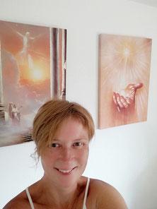 Melanie Graumann, Begegnung unterm Regenbogen
