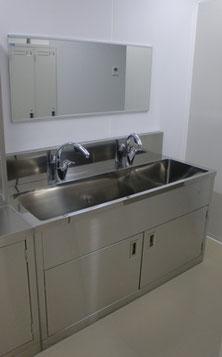 2人用手洗装置