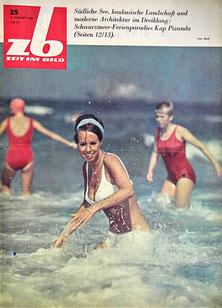 Zeit im Bild Juni 1969