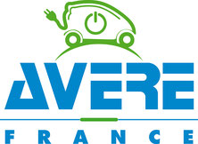 Bornederecharge.fr logo AVERE France