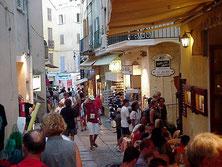 Calvi Altstadt
