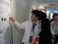 タイでの国際学会にてポスターセッション(3)