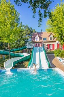 camping dordogne piscine