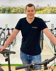 Tim Niehus, Werkstattleiter Hannover-Südstadt