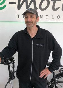 Micha - e-Bike Service Experte