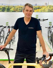 Olaf Bieg, Zweiradmechaniker Hannover-Südstadt