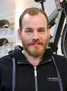 Enrico Behrendt, e-Bike Service Berlin-Mitte