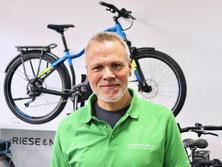 Uwe Meier, Filialleiter - e-Bike Beratung und Verkauf - Leasing und Finanzierung