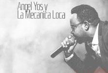 Concert Angel Yosvani y la Mecanica Loca